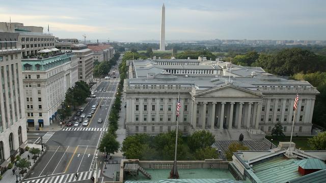 Ministerie van Financiën VS deelt gegevens met Senaat voor Rusland-onderzoek