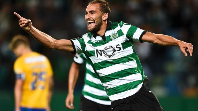 Dost draagt met twee treffers bij aan zege Sporting op Estoril