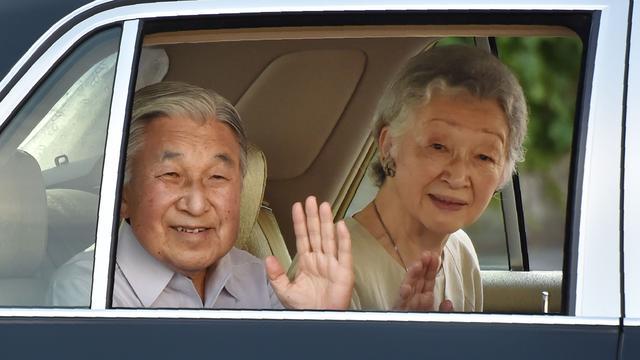 Profiel: Japanse keizer Akihito verkleinde afstand met volk