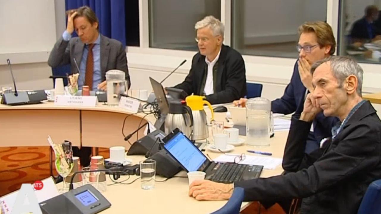 Amsterdammers kritisch op 'visgraatmodel' GVB
