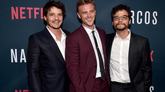 Netflix kondigt derde seizoen Narcos aan