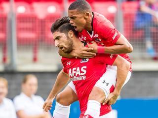 Alkmaarders staan voorlopig vierde in Eredivisie