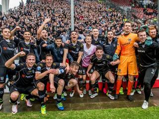Ploeg van Stegeman verslaat FC Utrecht in Galgenwaard