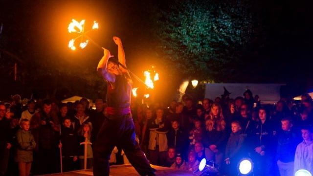 Groningen in teken van Siberische steppenkamelen, heksen, walk-in concerts