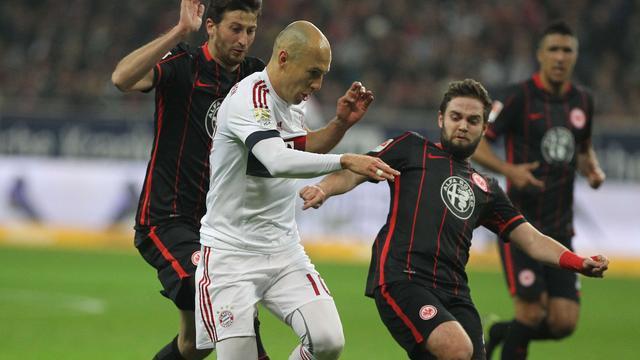 Bayern München verspeelt eerste punten in Bundesliga