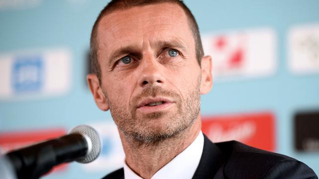 UEFA-voorzitter Ceferin fel tegen Super League, EPFL op ramkoers