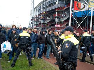 Burgemeester ontkende eerder dat er een aanspreekpunt was voor demonstratie waarbij tientallen arrestaties uitgevoerd werden