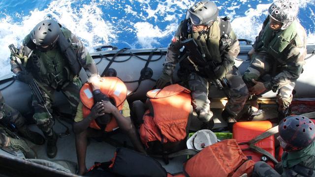Somalische piraten laten gekaapte Sri Lankaanse olietanker gaan