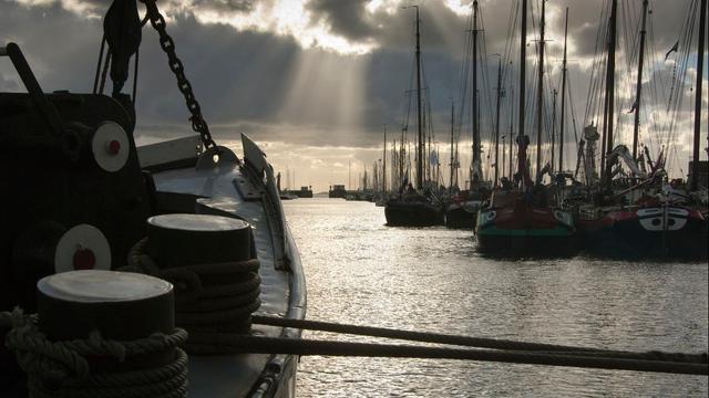 Zuidhavenpoort Zierikzee opgeknapt
