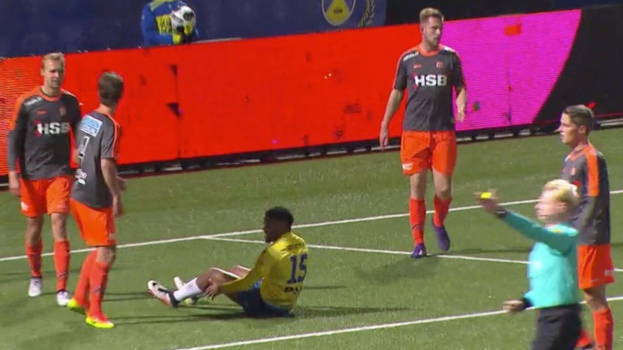 Samenvatting SC Cambuur-FC Volendam (2-1)
