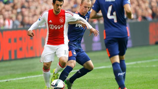 'PSV is op alle vlakken beter dan Ajax'