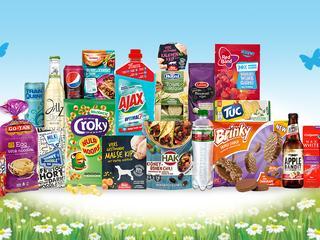 Laat je verassen door een pakket gevuld met frisse drankjes en lekkere snacks