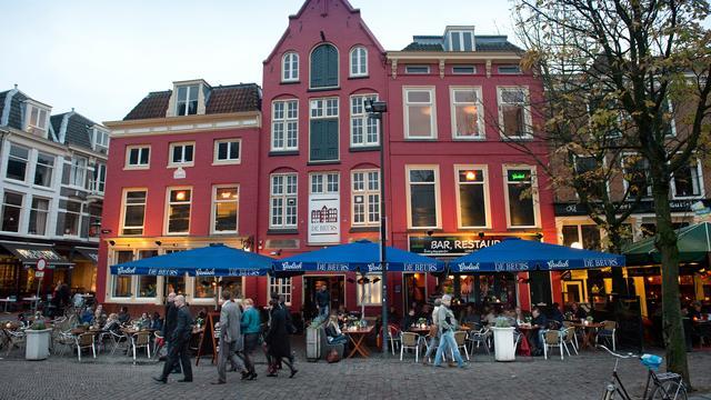 Horeca neemt in rap tempo toe in Utrechts straatbeeld NU
