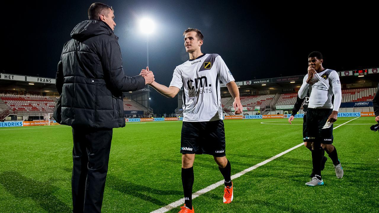 Samenvatting FC Oss-NAC Breda