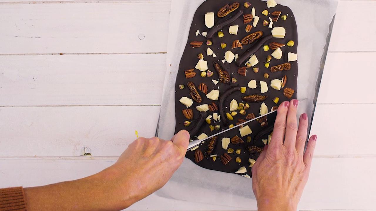 Lifehack: zelf superchocolade maken