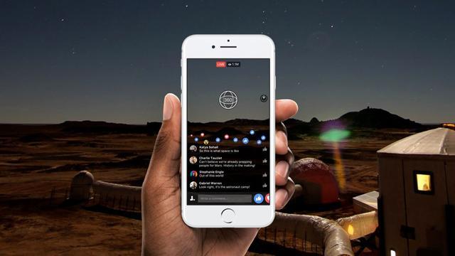 Facebook laat iedereen 360-gradenvideo's livestreamen