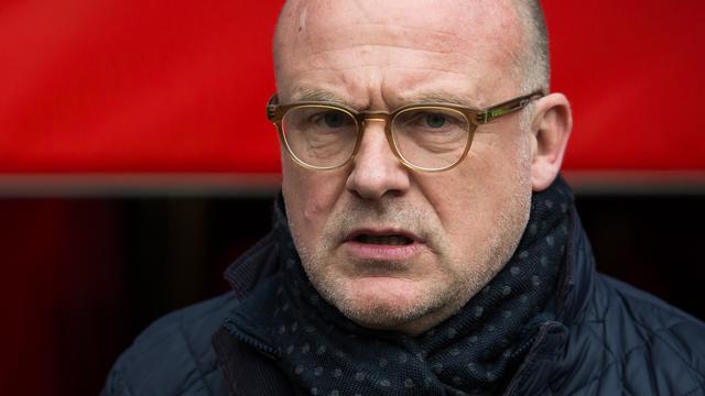 Scheidend directeur FC Utrecht ontvangt sportpenning