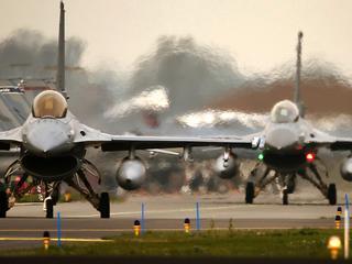 Al langer Kamermeerderheid voor uitbreiden militaire strijd