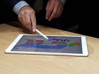 Prijzige tablet niet geschikt voor meeste werkscenario's