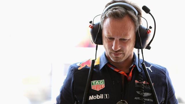Teambaas Horner noemt uitvallen Verstappen 'zwaar frustrerend'