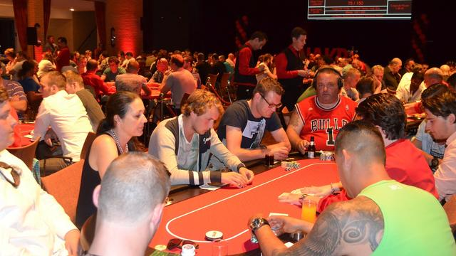 Voorronde Open NK Poker in Etten-Leur