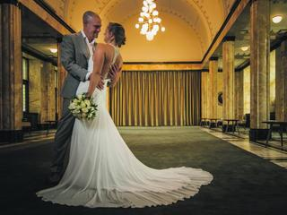 Proeftrouwen in Leidse stadhuis