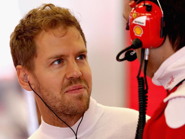 Ferrari-coureur Vettel heeft geen interesse in stoeltje bij Mercedes