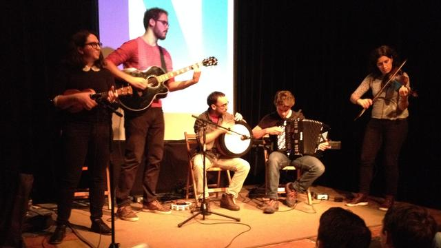 Recensie: Unplugged Session in Vrijplaats