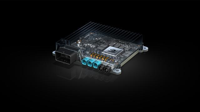 Nvidia maakt computer voor zelfrijdende auto's samen met Bosch