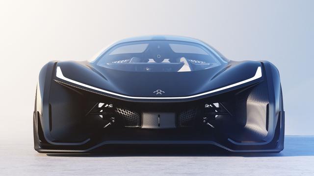 Faraday Future onthult 1.000 pk sterke hypercar