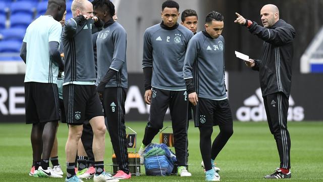 Bosz niet bang voor Schalke 04-scenario in return tegen Lyon