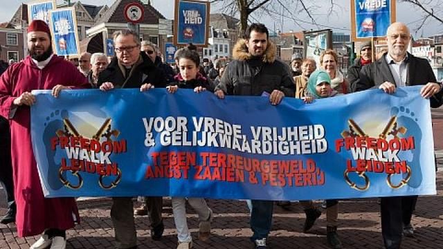 Lenferink loopt mee met tweede editie Freedom Walk