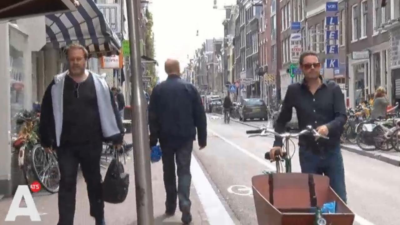 Ondernemers Haarlemmerdijk ervaren overlast