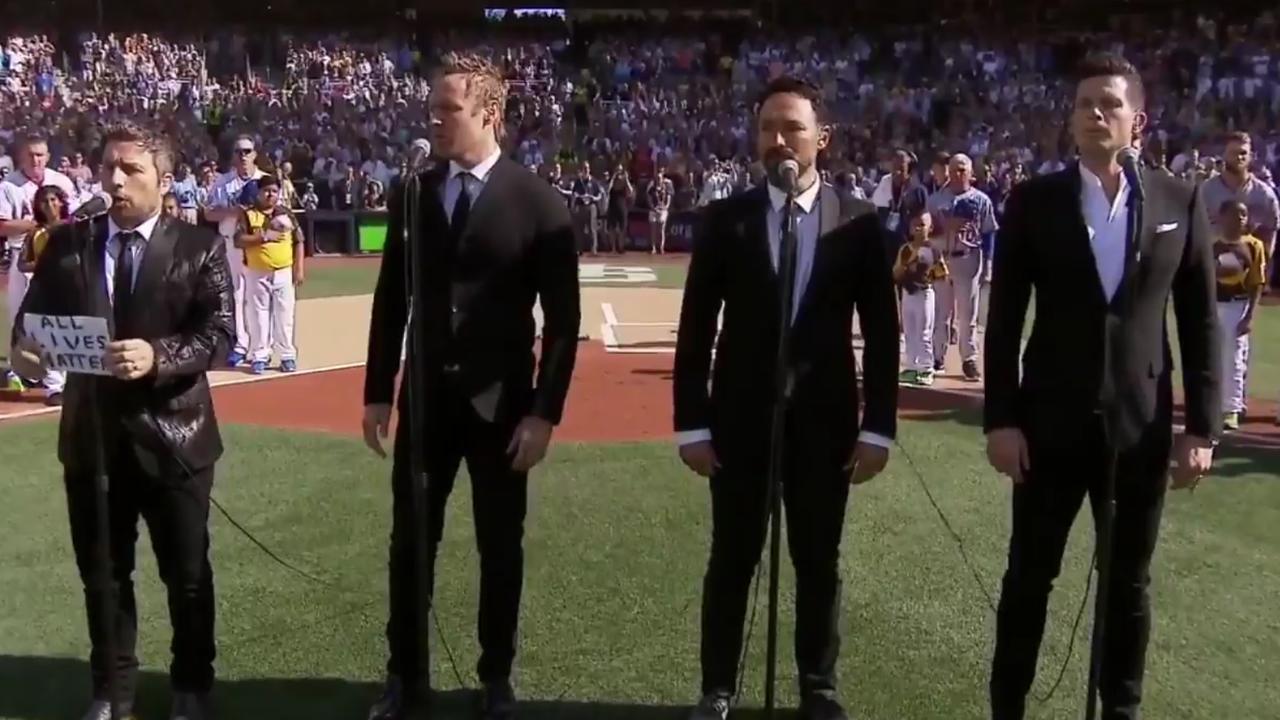 Canadese zanger wijzigt volkslied bij honkbalwedstrijd