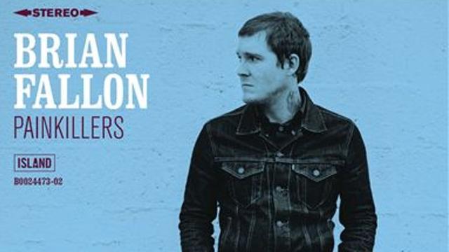 Brian Fallon ziet muziek als een pijnstiller