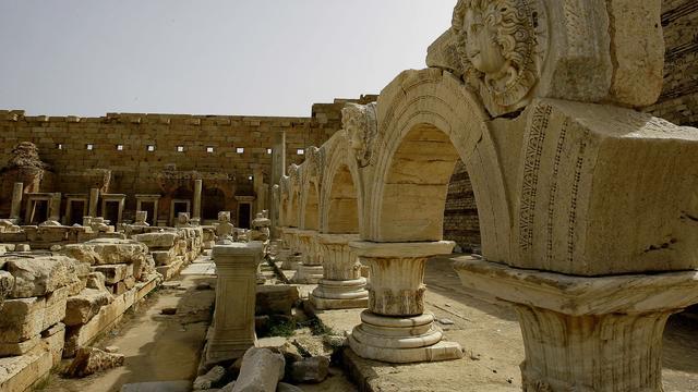 UNESCO vreest voor werelderfgoed Libië