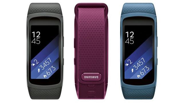 Specificaties fitnesssmartwatch Samsung Gear Fit 2 gelekt