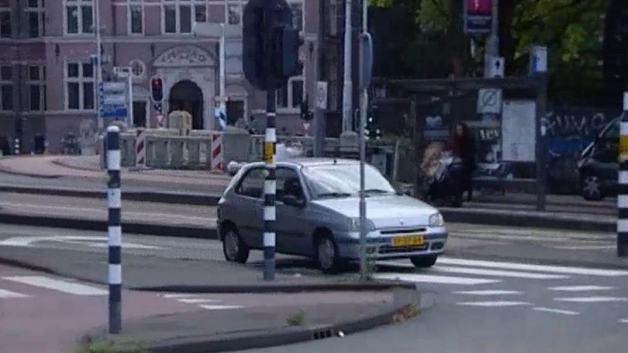 Verkeerslichten Alexanderplein