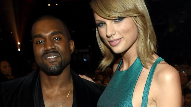 'Taylor Swift gaf toestemming nummer Kanye West'