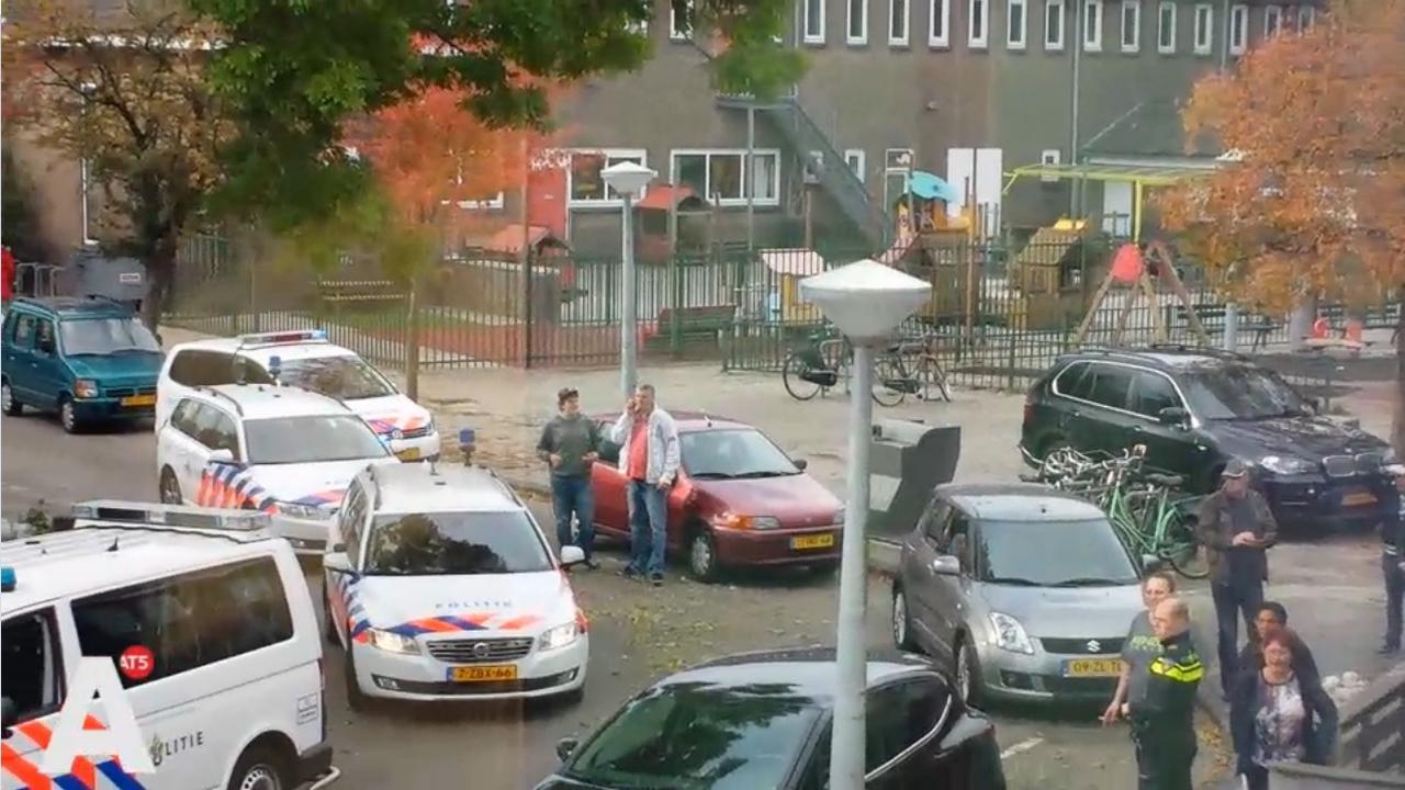 Arrestaties in Noord na mogelijke overval in Volendam