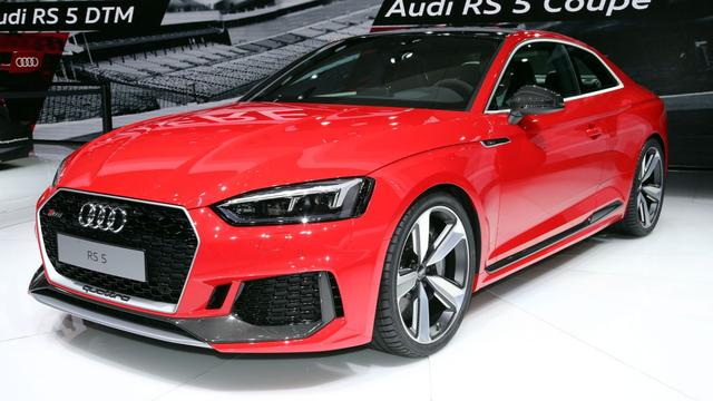 Audi maakt prijs RS5 bekend