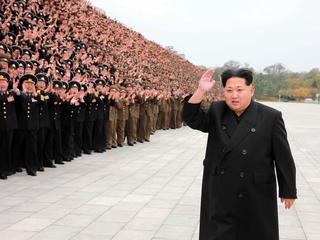 Kim Jong-un wil dat Zuid-Korea de Verenigde Staten als bondgenoot uitsluit
