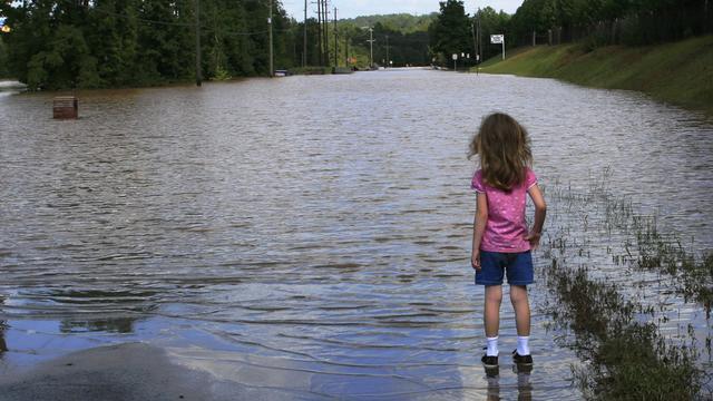 Waterschap pakt wateroverlast Westkapelle aan