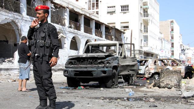 Zeventien burgerdoden bij luchtaanval in Jemen