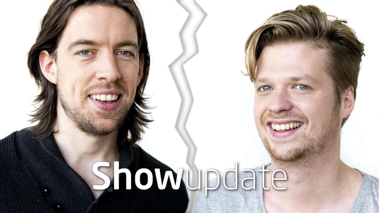 Show Update: Radio-dj Mattie Valk heeft spijt