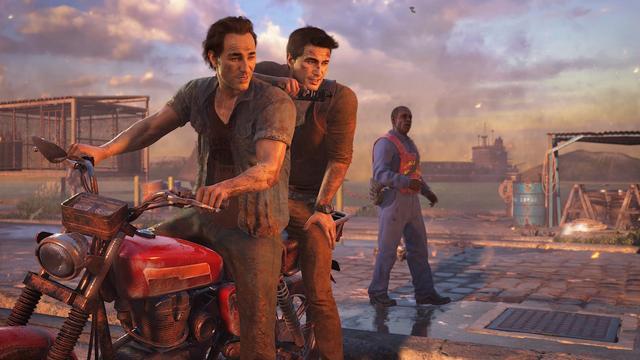 Stemacteur van Nathan Drake wil nog een Uncharted-game doen