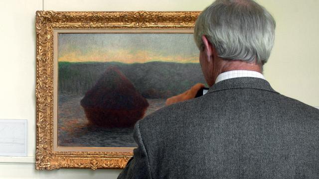 Schilderij Monet voor recordbedrag van 76 miljoen euro verkocht