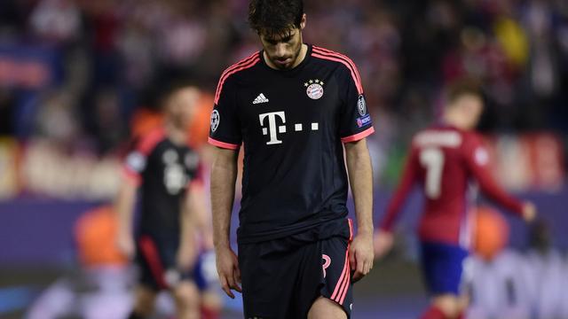Liveblog Champions League: Reacties op zege Atletico (gesloten)