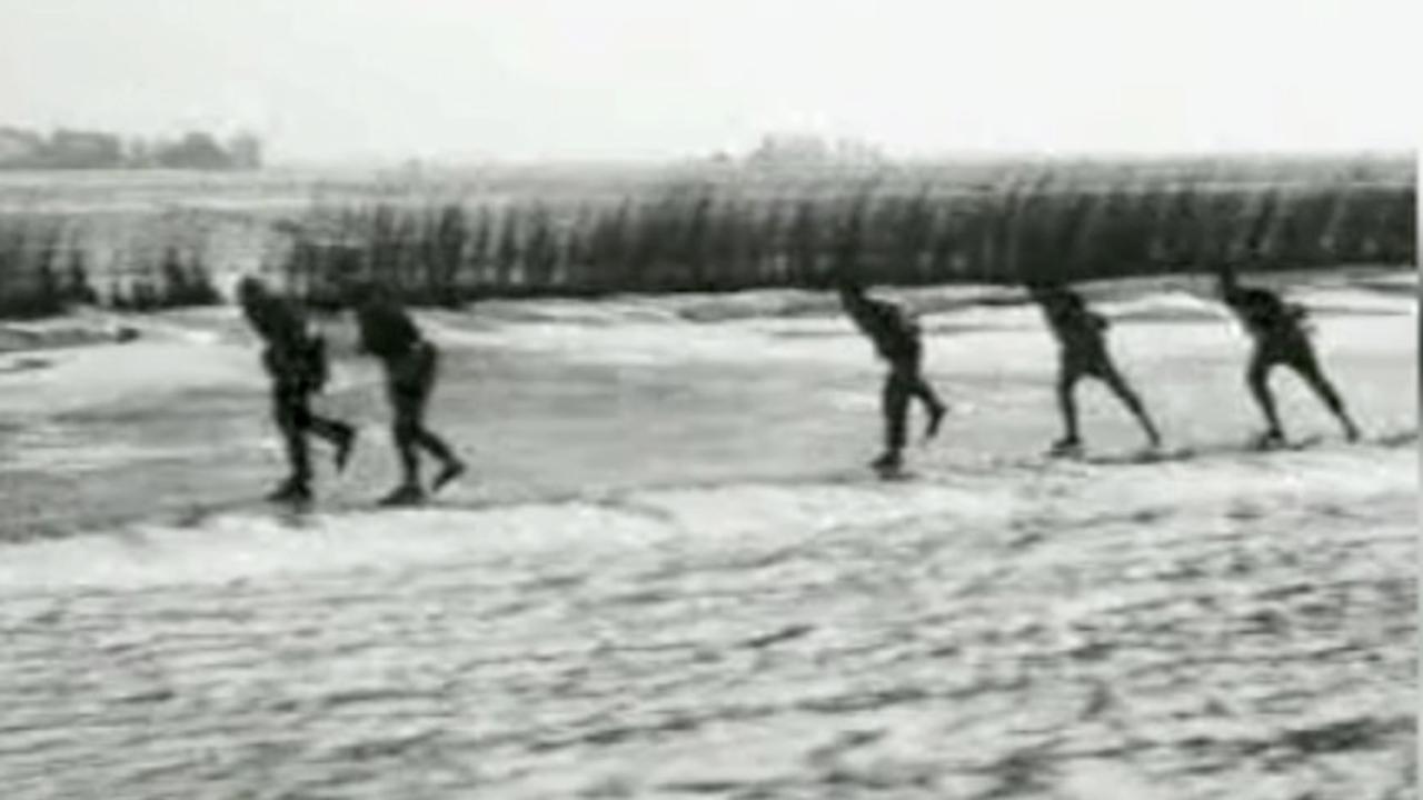 70 jaar geleden: de omstreden Elfstedentocht van 1947