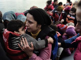 Aantal mannen dat eerste asielverzoek indient, daalt